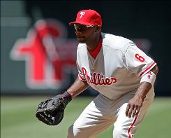 Ryan Howard's five-year, $125 million contract extension figures to eventually enrich fellow first baseman.