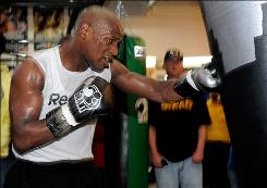 "Floyd Mayweather is set to fight ""Sugar"" Shane Mosley on Saturday in a pay-per-view bout. The fight could threaten the PPV record of 2.4 million buys set in Mayweather's fight with Oscar De La Hoya in December 2007."