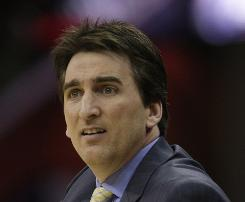 Vinny Del Negro was fired as the Bulls head coach after two consecutive first-round playoff exits.