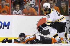 Bruins Hope For More Spark From Stuart In Game 5 Against Flyers