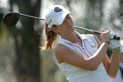 The investigation continued into the death of LPGA golfer Erica Blasberg, who was found dead Sunday in Henderson, Nev.