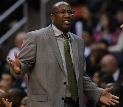 Mike Brown guided the Cleveland Cavaliers to the NBA playoffs in each of his five seasons as coach.