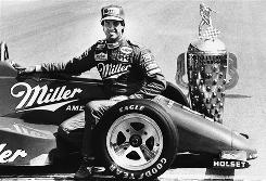 Danny Sullivan said his Indianapolis 500 victory made him realize he had to be a better marketing entity.