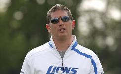 Lions head coach Jim Schwartz won just two games in his first season with Detroit. The franchise has gone 2-30 in the past two seasons combined.