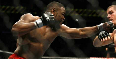 "Rashad Evans and Quinton ""Rampage"" Jackson have traded verbal jabs for months leading up to their light heavyweight showdown. They will trade real jabs Saturday at UFC 114 in Las Vegas."