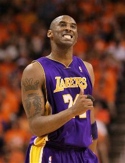 Kobe Bryant and the Los Angeles Lakers will be making their third straight appearance in the NBA Finals.