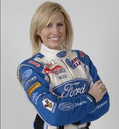 Courtney Force will be learning the Funny Car ropes this summer in hopes of graduating to the NHRA's pro ranks.