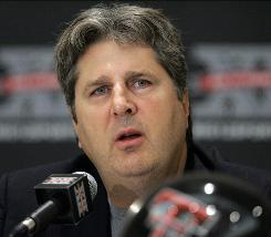 Former Texas Tech football coach Mike Leach was fired on Dec. 31 after allegedly mistreating a player. He has steadfastly denied this charge, claiming Texas Tech ousted him to avoid paying an $800,000 bonus.