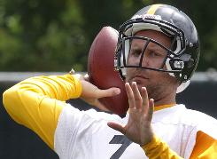 The Steelers must find a quarterback to replace Ben Roethlisberger while he serves his suspension at the start of the season.
