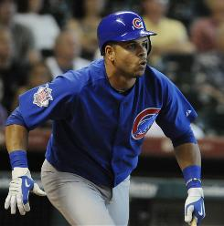 Cubs third baseman Aramis Ramirez is hitting just .168 with five home runs and 22 RBIs.