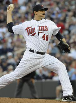 Twins starter Carl Pavano pitched eight solid innings to help Minnesota defeat Kansas City.