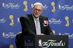 Lakers head coach Phil Jackson has already won 10 NBA titles and has coached in 13 NBA Finals, yet he has never coached in a Game 7. That will change tonight against the Celtics at the Staples Center in Los Angeles.