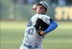 UCLA's Trevor Bauer is part of the Bruins' experienced starting rotation that went a combined 31-8 this season as the team prepares to make its third appearance in the College World Series.