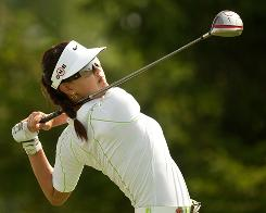 Michelle Wie will be in the field this week in Pittsford, N.Y., for the LPGA Championship, the second major of the season.