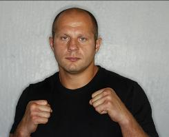 Fedro Emelianenko shuns the spotlight, but he doesn't deny an interest in Russian politics.