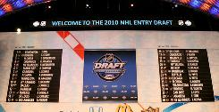 Getting your name among the 210 players chosen at the annual draft can help your development, but it also brings some pressure.