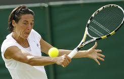 Francesca Schiavone of Italy, who turned 30 last week, won the French Open in Paris.