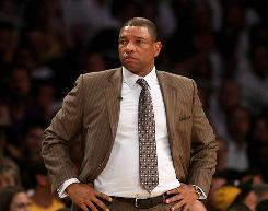Doc Rivers, who guided the Celtics to the 2010 NBA Finals and led the franchise to its 17th NBA championship in 2008, is returning for a seventh season.