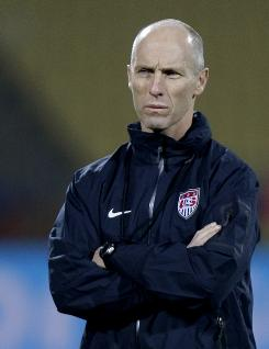 Bob Bradley will know if he will remain the USA coach in the next three-to-four weeks. He was hired in December 2006.