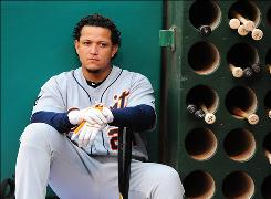 "Miguel Cabrera says alcohol abuse-counseling sessions in the offseason helped to turn his life around. ""I want to be a great person,"" he says."