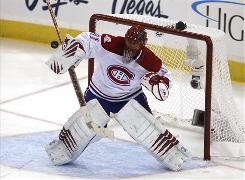 The 25-year-old Halak was acquired from Montreal on June 17 in a surprising trade after his stunning performance in the playoffs. He was 26-13-5 for the Canadiens last season, ranked fourth in the NHL with a .940 save percentage and ninth in goals against average (2.40).