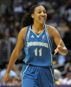 The Minnesota Lynx are 7-11, one of five teams in the Western Conference under .500, and have lost Candice Wiggins to injury.