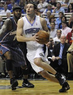 Orlando guard J.J. Redick will stay with the Magic after the team took all of its seven days to match an offer sheet Redick signed with the Chicago Bulls.