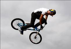 Three-time Dew Cup champion Daniel Dhers will be among the competitors at this weekend's Nike 6.0 BMX Open in Chicago.