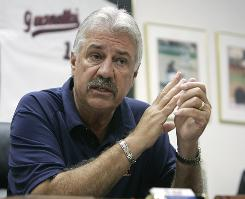 Ron Radigonda, executive director of the Amateur Softball Association of America, says USA Softball stopped receiving payouts from the USOC once the sports was dropped from the Olympics.