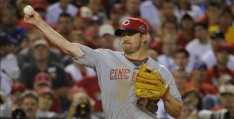 The acquisition of third baseman Scott Rolen didn't help the Reds last year, but this year he's a key factor in Cincinnati contending in the NL Central.