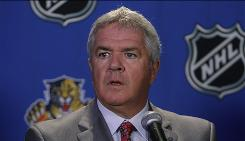 """Panthers GM Dale Tallon will spend the next four days competing in the U.S. Senior Open in Sammamish, Wash. He has called it his """"biggest thrill in golf."""""""