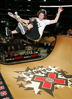 Shaun White hopes to add to his medal collection at this weekend's X Games in Los Angeles.