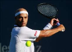 Former top-five player James Black, 30, has a 10-12 record this year and has fallen to 105 in the ATP rankings.