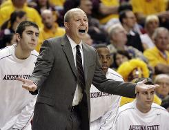 Arizona State basketball coach Herb Sendek says the NCAA's decision to attach academic ratings to coaches doesn't account for other factors that influence classroom performance.