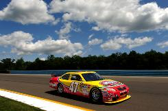 Marcos Ambrose has another sunny outlook for Sunday's race at Watkins Glen International.