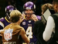 Brett Favre owns almost every significant quarterback record in NFL history.