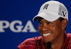 "Tiger Woods will return to handing out goif tips in the September issue of ""Golf Digest."""