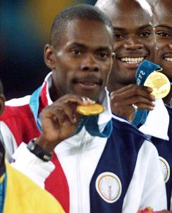 Antonio Pettigrew's gold medal as part of the 1,600-meter relay USA team at the 2000 Sydney Olympics was stripped in 2008 after his admission of doping.