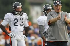 The Chicago Bears are hoping new coordinator Mike Martz can reignite an offense that stalled in QB Jay Cutler's first year in 2009.