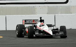 IndyCar Series season points leader Will Power drives his way to his eighth pole of the season.