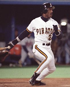 The Pittsburgh Pirates have not fielded a winning team since 1992 when Barry Bonds, above, was still a member of the franchise.