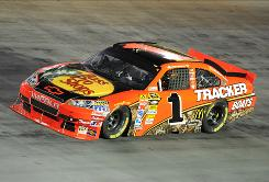 Jamie McMurray of Earnhardt Ganassi Racing is 100 points out of the 12th and final spot for the Chase for the Sprint Cup wih two races before the Chase begins.