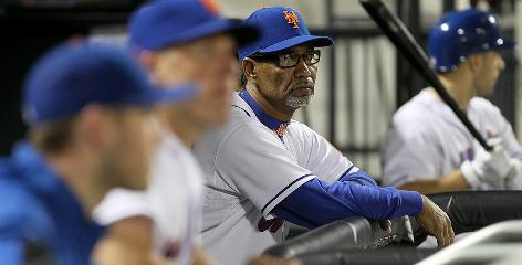 Mets manager Jerry Manuel is in the final year of his contract with a franchise that has dipped well below fan expectations and become daily fodder for New York media.
