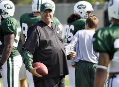 Jets coach Rex Ryan has brazenly said he expects his team to be better than all the others this season and win the Super Bowl.