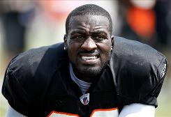 After rupturing his Achilles tendon last season, Bengals defensive end Antwan Odom is healthy again and hoping to resume inspiring fear in opposing quarterbacks.