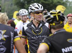 Lance Armstrong is the subject of a doping probe despite never testing positive for a banned substance.