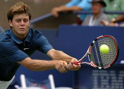Ryan Harrison, an 18-year-old who looks like he could be a future star for the USA, lost in a fifth-set tiebreak, the first fifth set of his career, against Sergiy Stakhovsky of Ukraine in the second round of the U.S. Open on Friday.