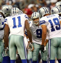 Cowboys QB Tony Romo hopes to be the first signal caller to lead his team to a home game in the Super Bowl this winter.