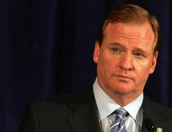 NFL commissioner Roger Goodell toured training camps to listen to players' grievances, but many players don't believe the league's chief shed much light on the labor discourse.