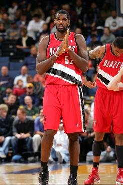 Greg Oden has played in only 82 games since being drafted in 2007. When he has played, he's averaged almost a double-double.
